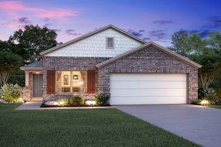 Cameron - Cinco Lakes: San Antonio, Texas - M/I Homes