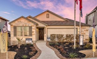 Overlook At Creekside by M/I Homes in San Antonio Texas