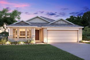 Freestone - Overlook At Creekside: New Braunfels, Texas - M/I Homes