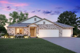 Devaca - Reserve at Mockingbird Heights: New Braunfels, Texas - M/I Homes