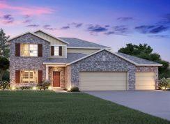 Magellan - Reserve at Mockingbird Heights: New Braunfels, Texas - M/I Homes