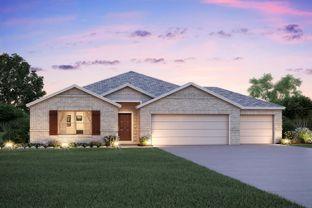 Pineda - Reserve at Mockingbird Heights: New Braunfels, Texas - M/I Homes