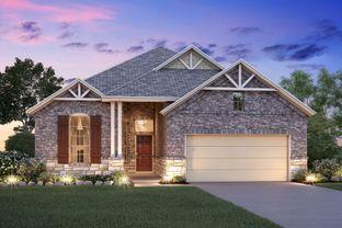 Bluebonnet II - Fronterra At Westpointe: San Antonio, Texas - M/I Homes