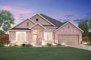 Nolan II - Fronterra At Westpointe: San Antonio, Texas - M/I Homes