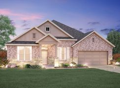 Nolan - Fronterra At Westpointe: San Antonio, Texas - M/I Homes
