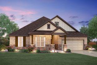 Sabine - Arched Oaks: Floresville, Texas - M/I Homes