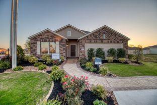 Boone - Paloma: San Antonio, Texas - M/I Homes