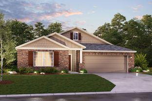Kingsley - Greenspoint Heights: Seguin, Texas - M/I Homes