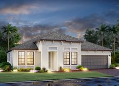 Jackson - Trevesta: Palmetto, Florida - M/I Homes