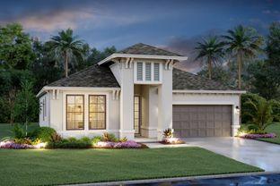 Arlington - Hidden Creek: Sarasota, Florida - M/I Homes