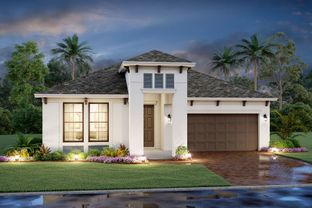 Spinnaker - Twin Rivers: Parrish, Florida - M/I Homes