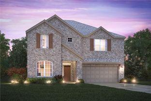 Haven - Twin Hills: Arlington, Texas - M/I Homes