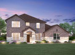 Dickinson - Homestead: Sunnyvale, Texas - M/I Homes