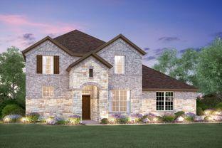 Zacate - Homestead: Sunnyvale, Texas - M/I Homes