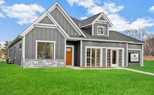 Orchard Park by M/I Homes in Minneapolis-St. Paul Minnesota