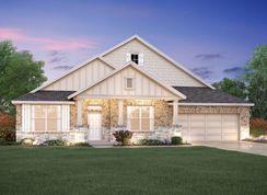 Angelina - Arrowhead Ranch: Dripping Springs, Texas - M/I Homes