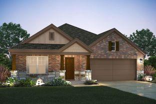 McKinney - Carmel Creek: Hutto, Texas - M/I Homes