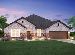 Nolan - Arrowhead Ranch: Dripping Springs, Texas - M/I Homes