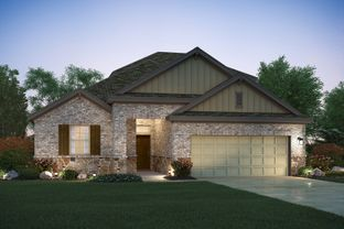 Paramount - Parkside on the River: Georgetown, Texas - M/I Homes
