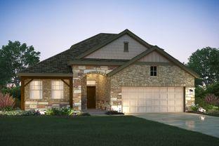 Paramount - Carmel Creek: Hutto, Texas - M/I Homes