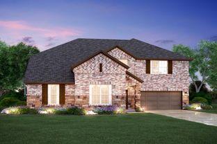 San Gabriel - 6 Creeks: Kyle, Texas - M/I Homes