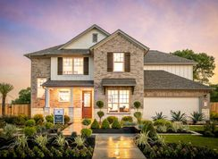 Zacate - Arrowhead Ranch: Dripping Springs, Texas - M/I Homes