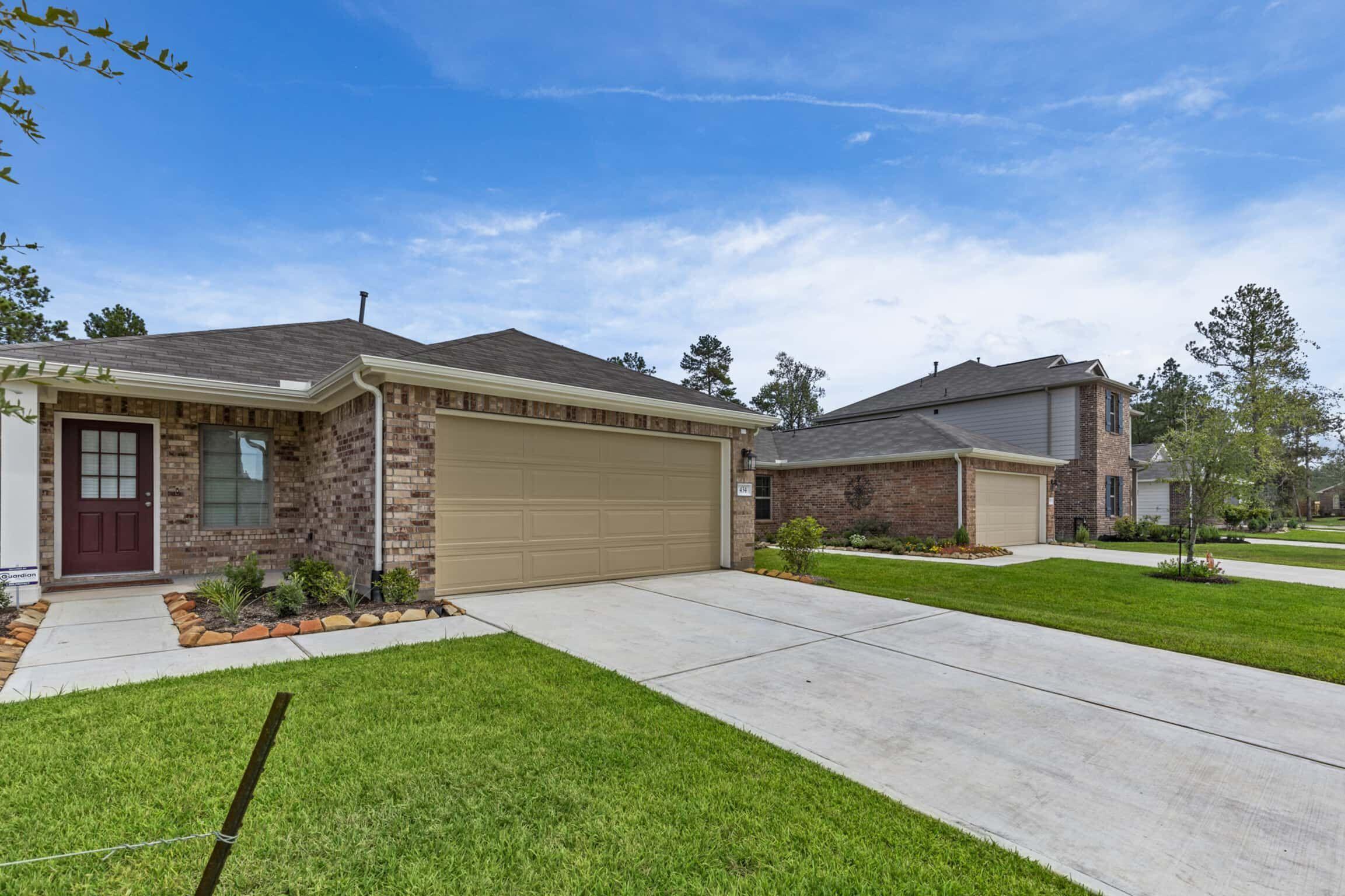 'Magnolia Ridge' by M/I Homes-Houston in Houston