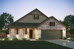 Barton - Carmel Creek: Hutto, Texas - M/I Homes
