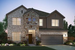 Driskill - Parkside on the River: Georgetown, Texas - M/I Homes