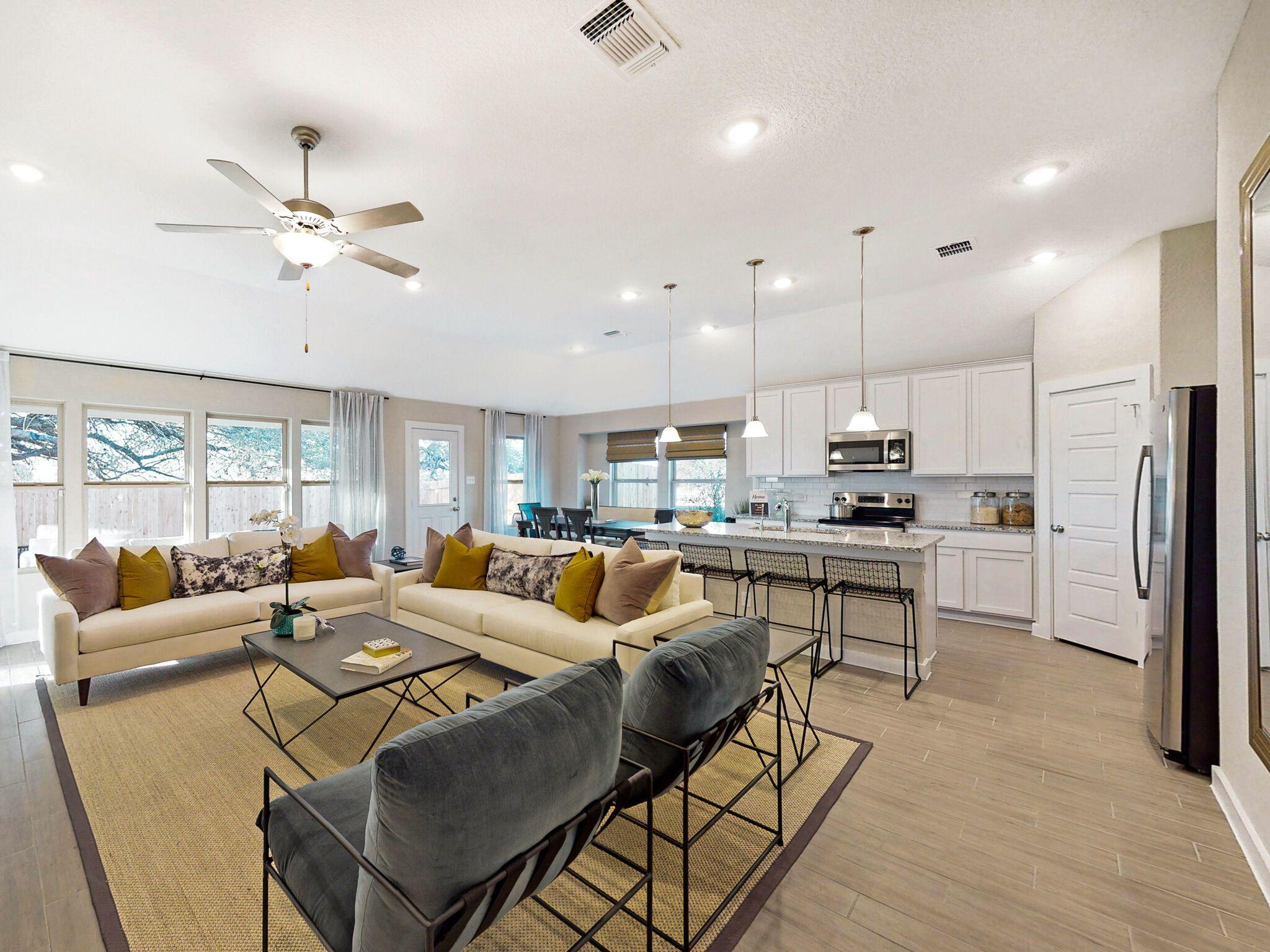 'Greenspoint Heights' by M/I Homes-San Antonio in San Antonio