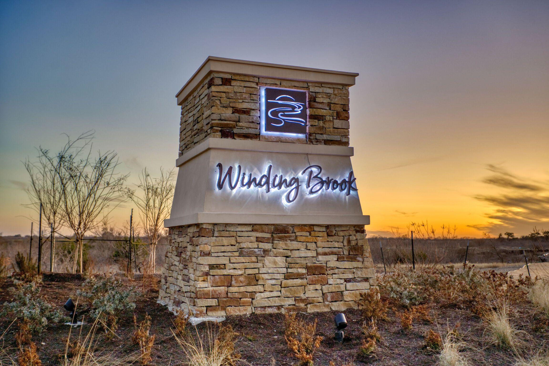 'Winding Brook' by M/I Homes-San Antonio in San Antonio