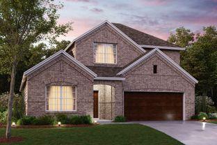 Barbosa - Prairie Ridge: Venus, Texas - M/I Homes