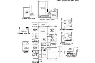 Nolan - Shipman's Cove: Fresno, Texas - M/I Homes