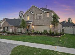 Dogwood - Harper's Preserve: Conroe, Texas - M/I Homes