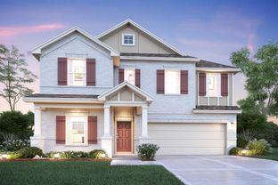 Armstrong - Pinewood At Grand Texas: New Caney, Texas - M/I Homes