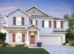 Armstrong - Shipman's Cove: Fresno, Texas - M/I Homes