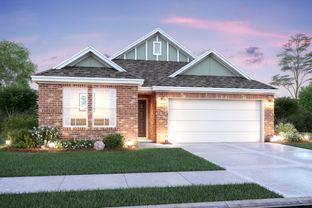 Dawson - Shipman's Cove: Fresno, Texas - M/I Homes