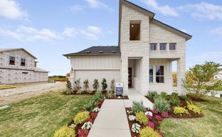 Hills at Estancia by M/I Homes in Austin Texas