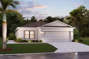 Impeccable - The Hammocks at West Port: Port Charlotte, Florida - M/I Homes