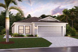 Independence - The Hammocks at West Port: Port Charlotte, Florida - M/I Homes