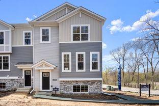 Prescott - Lexington Woods: Roseville, Minnesota - M/I Homes