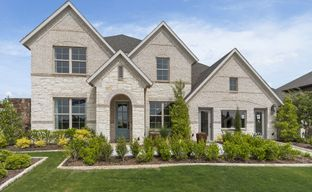 Canyon Falls by M/I Homes in Dallas Texas