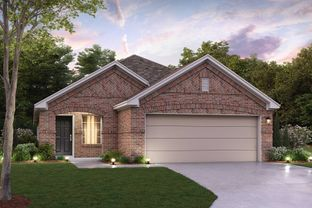 Magnolia - Harper's Preserve: Conroe, Texas - M/I Homes