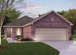 Primrose - Harper's Preserve: Conroe, Texas - M/I Homes