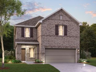 Larkspur - Harper's Preserve: Conroe, Texas - M/I Homes
