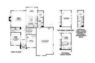 Rochester - Bolingbrooke: Novi, Michigan - M/I Homes