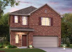 Wisteria - Harper's Preserve: Conroe, Texas - M/I Homes