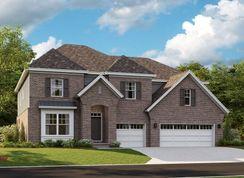 Ashford - Bolingbrooke: Novi, Michigan - M/I Homes