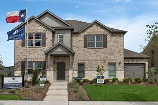 Columbus - Prairie Ridge: Venus, Texas - M/I Homes