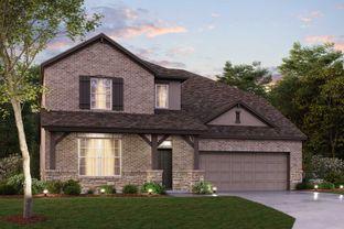 Birmingham - Legacy Ranch: Melissa, Texas - M/I Homes